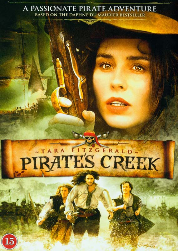 Pirate's Creek - dvd