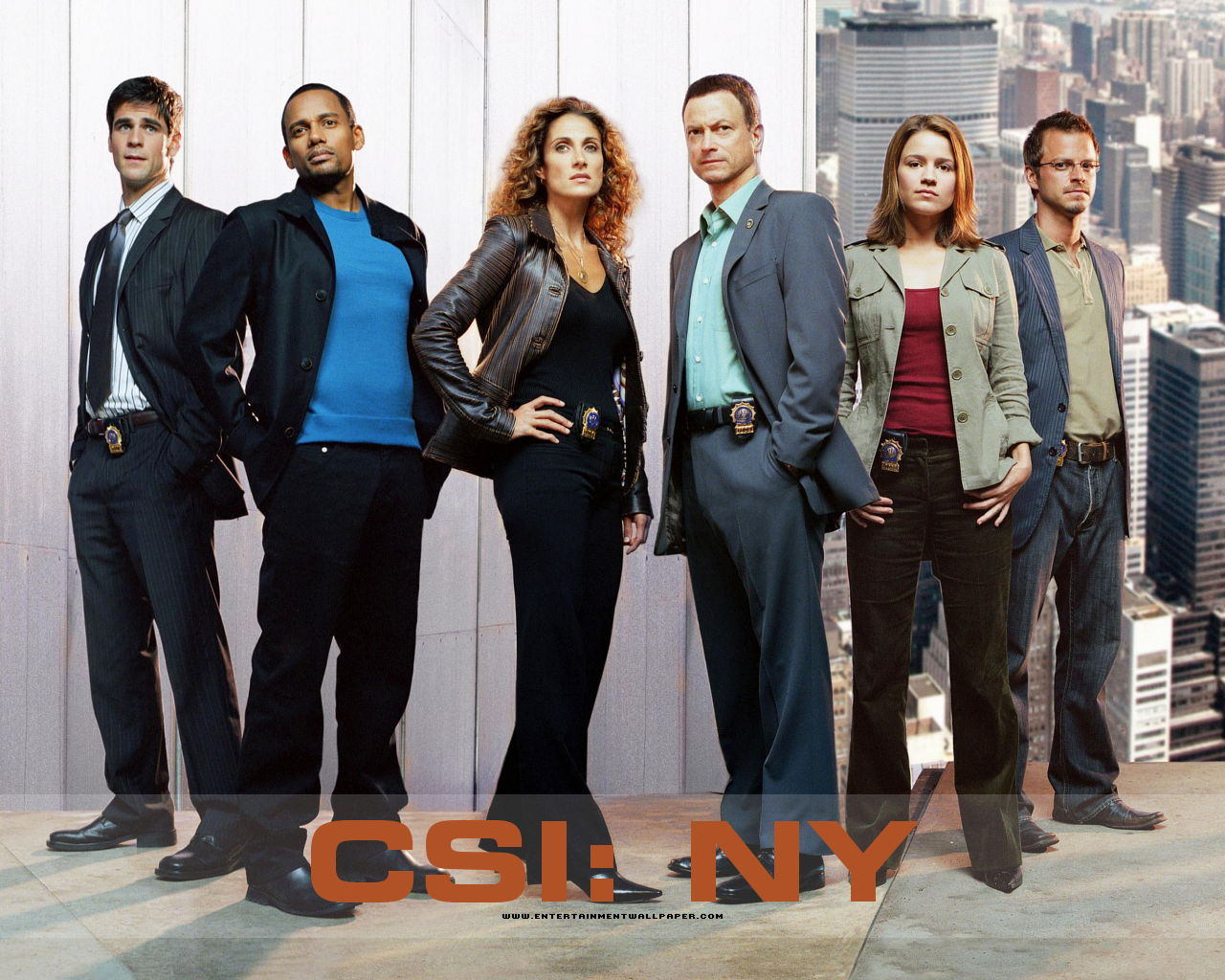 CSI New York - 1