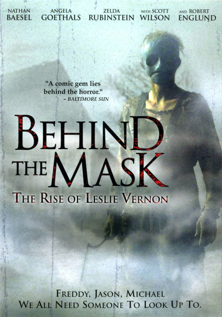 Behind the Mask - The Rise of Leslie Vernon - poster