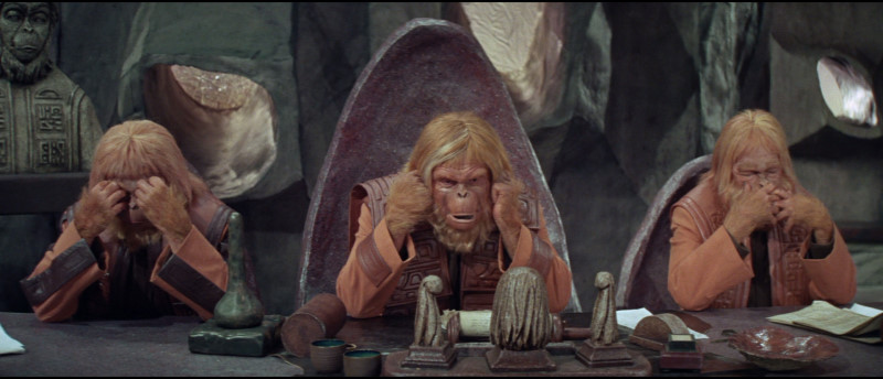 Planet of the Apes ('68) - 3