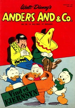 Anders And & Co. nr.  28 - 1965 (lille)