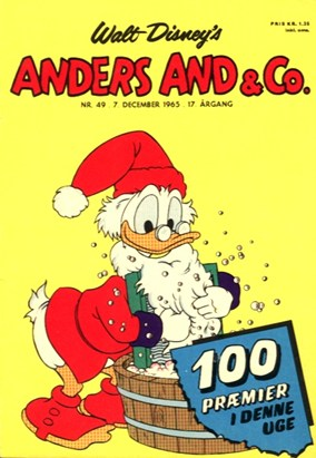 Anders And & Co. nr.  49 - 1965 (lille)