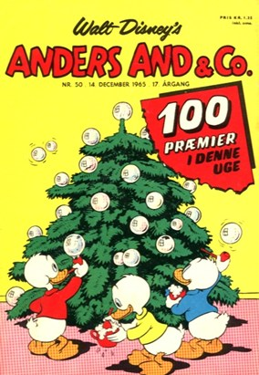 Anders And & Co. nr.  50 - 1965 (lille)