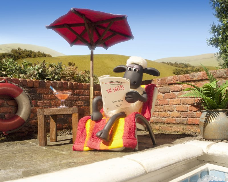 Shaun the Sheep ... som film