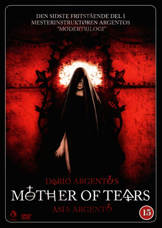 Mother of Tears - dvd
