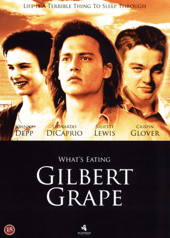 A movie review of whats eating gilbert grape