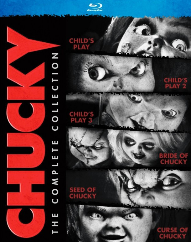 Chucky Collection on Blu-ray