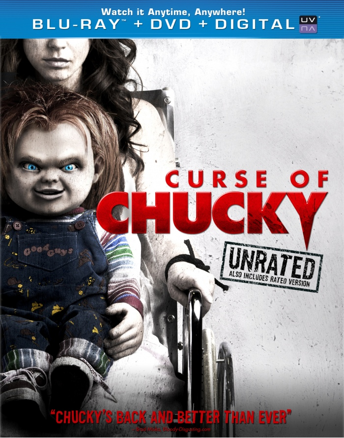 Curse of Chucky - BD-cover