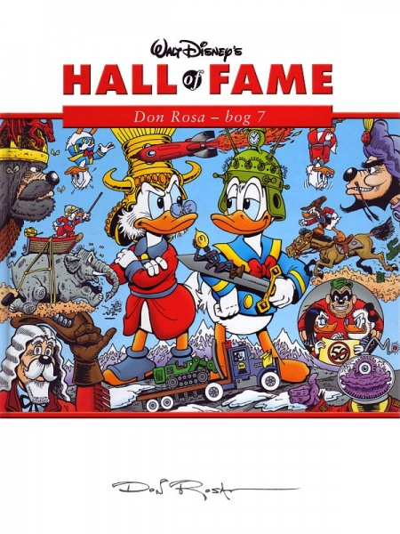 Hall of Fame - Don Rosa 7