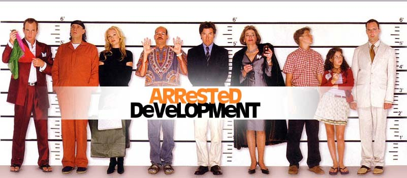 Netflix-serier - Arrested Development