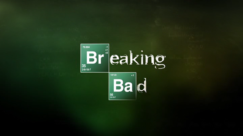Netflix-serier - Breaking Bad