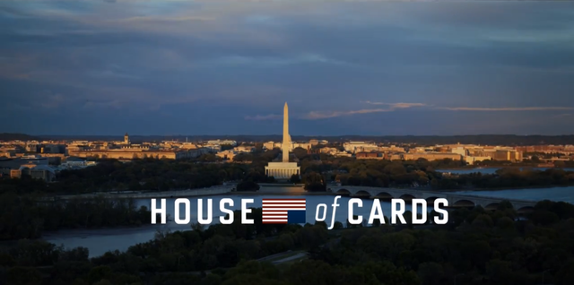 Netflix-serier - House of Cards