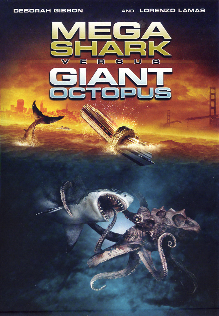 Hajer - Megashark vs. Giant Octopus