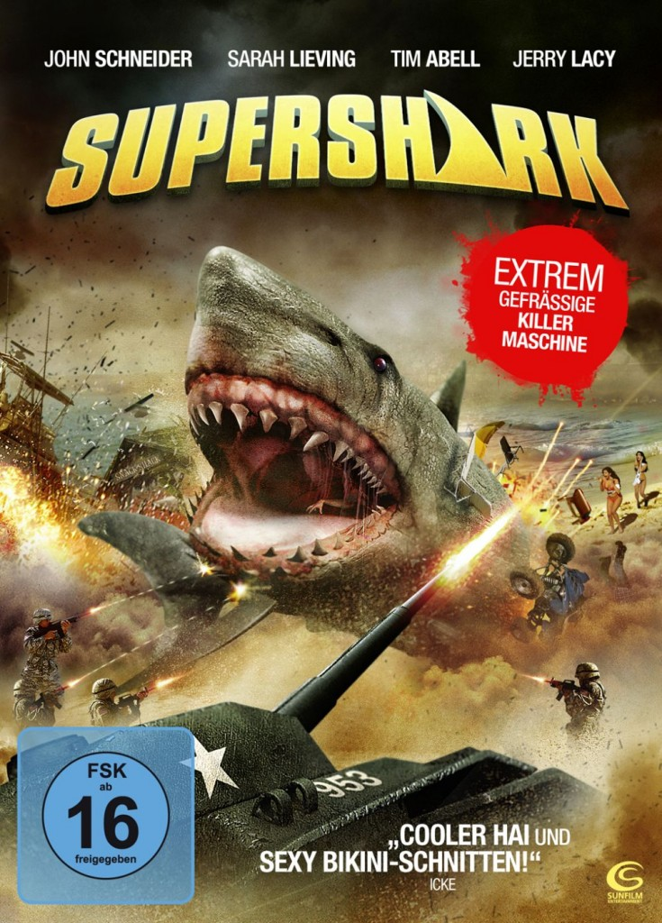 Hajer - supershark