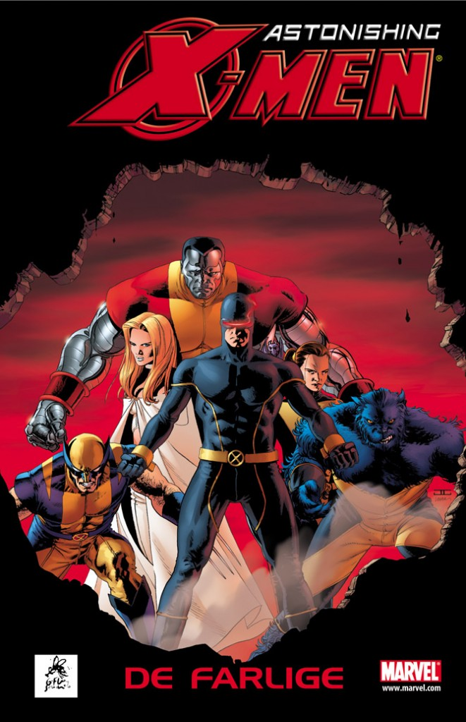 Astonishing X-Men - De farlige