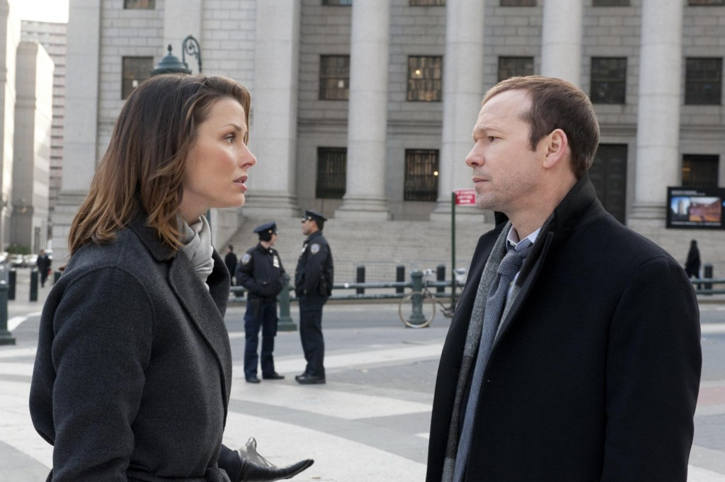Blue Bloods - Bridget en Donnie