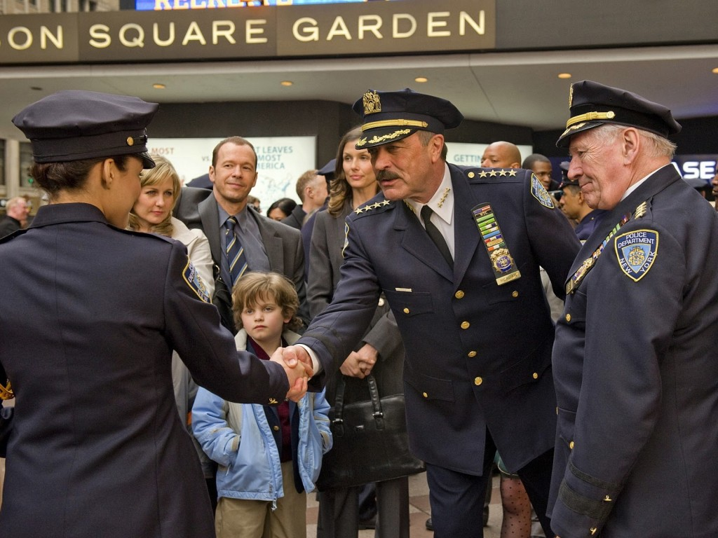 Blue Bloods Pilot