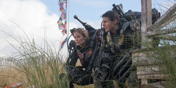 2014 - Edge of Tomorrow