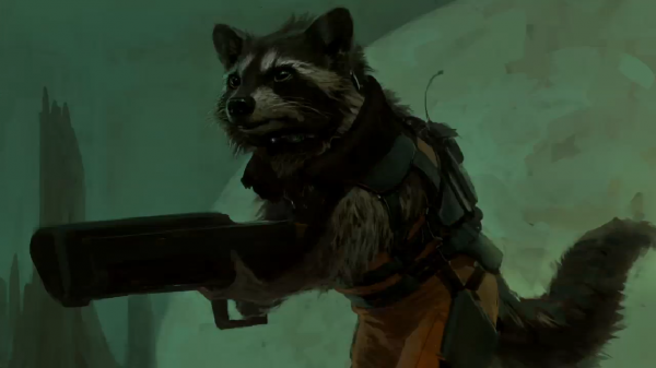 2014 -Guardians of the Galaxy