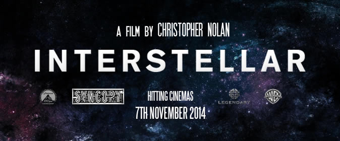 2014 - Interstellar