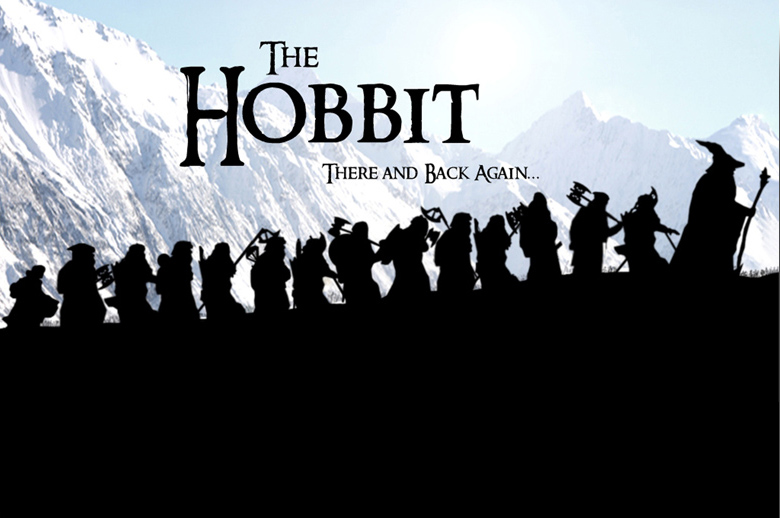 2014 -The Hobbit - There and Back Again