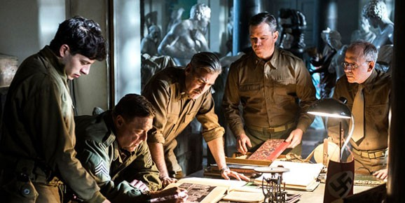 2014 - The Monuments Men