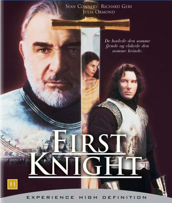 First Knight - Blu-ray