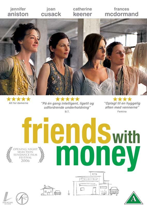 Friends With Money - dvd