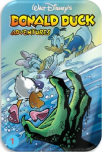 Donald Duck Adventures (Gemstone)
