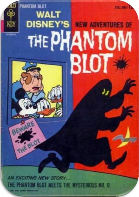 The Phantom Blot