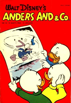 Anders And & Co. nr.  10 - 1960 (lille)