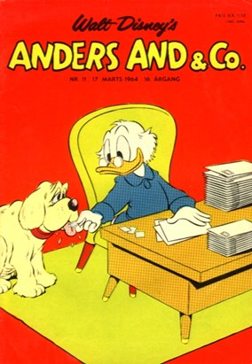 Anders And & Co. nr.  11 - 1964 (lille)