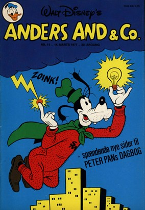 Anders And & Co. nr.  11 - 1977 (lille)