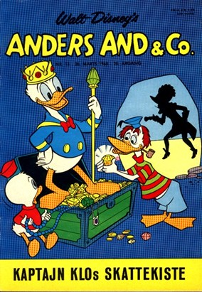 Anders And & Co. nr.  13 - 1968 (lille)