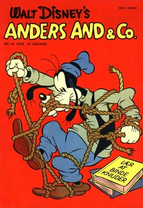 Anders And & Co. nr.  14 - 1958 (lille)