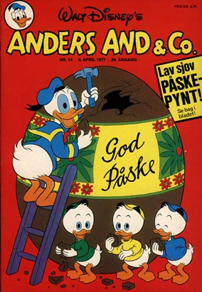 Anders And & Co. nr.  14 - 1977 (lille)