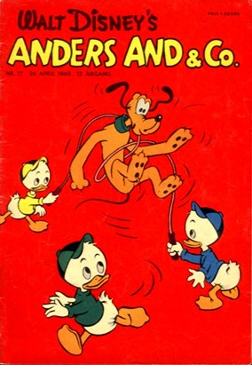 Anders And & Co. nr.  17 - 1960 (lille)