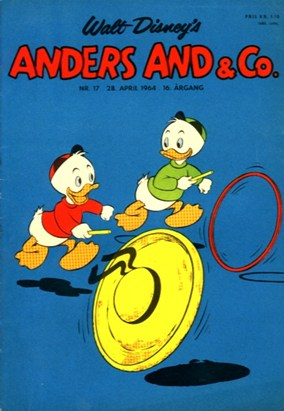 Anders And & Co. nr.  17 - 1964 (lille)