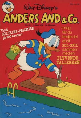 Anders And & Co. nr.  20 - 1978 (lille)