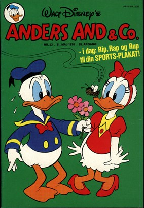 Anders And & Co. nr.  23 - 1976 (lille)