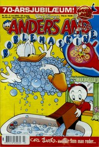 Anders And & Co. nr.  23 - 2004 (lille)