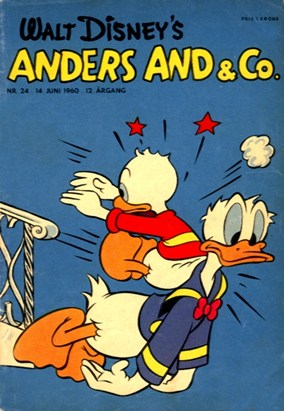 Anders And & Co. nr.  24 - 1960 (lille)