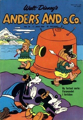 Anders And & Co. nr.  24 - 1968 (lille)