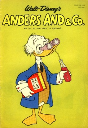 Anders And & Co. nr.  26 - 1963 (lille)