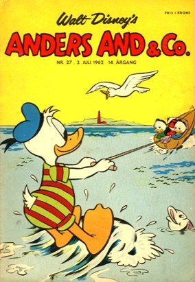 Anders And & Co. nr.  27 - 1962 (lille)