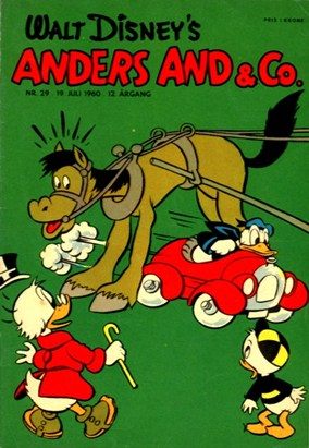 Anders And & Co. nr.  29 - 1960 (lille)