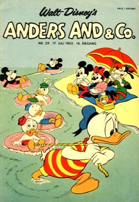 Anders And & Co. nr.  29 - 1962 (lille)