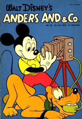 Anders And & Co. nr.  30 - 1960 (lille)