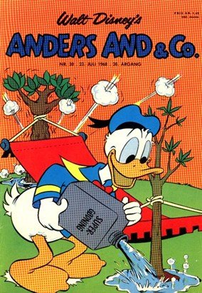 Anders And & Co. nr.  30 - 1968 (lille)