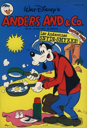 Anders And & Co. nr.  30 - 1978 (lille)